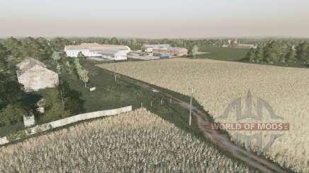 Nowa Bruzda für Farming Simulator 2017