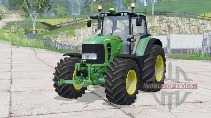 John Deere 7530 Premium〡dashboard Beleuchtung für Farming Simulator 2015