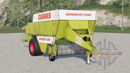 Claas Quadrant 1200〡Bewegungsteile für Farming Simulator 2017