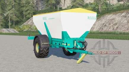 Camara AD9〡zwei Arten von Rädern für Farming Simulator 2017