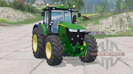 John Deere 7ろ10R für Farming Simulator 2015