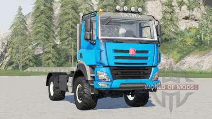 Tatra Phoenix T158 4x4 Tractor Truck pour Farming Simulator 2017