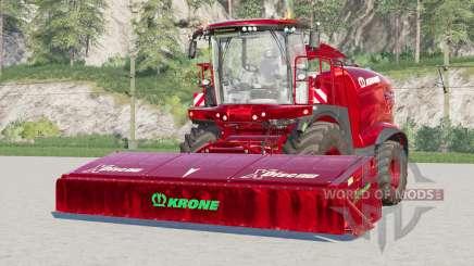 Krone Biԍ x 1180 pour Farming Simulator 2017