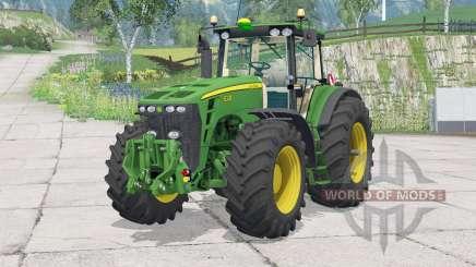 John Deere 8030 series pour Farming Simulator 2015