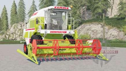 Claas Dominator 88 SL pour Farming Simulator 2017