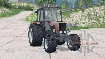 MTZ-82.1 Belaus für Farming Simulator 2015