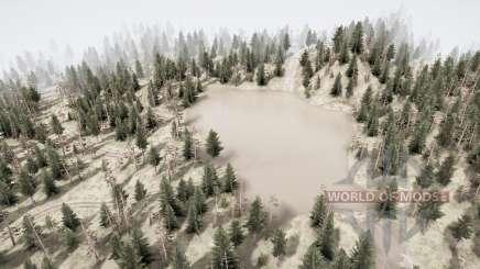 Rivière Noire pour MudRunner