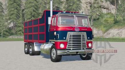 International Transtar 4070A Day Cab Dump Truck pour Farming Simulator 2017