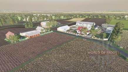 Polskie Pola v2.1 für Farming Simulator 2017