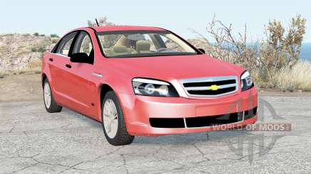 Chevrolet Caprice 2010 pour BeamNG Drive