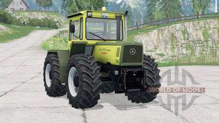 Mercedes-Benz Trac 1800 Ladeluftkühler〡3 Versionen für Farming Simulator 2015