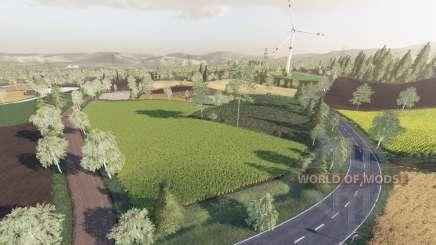 Dzika Mapa für Farming Simulator 2017