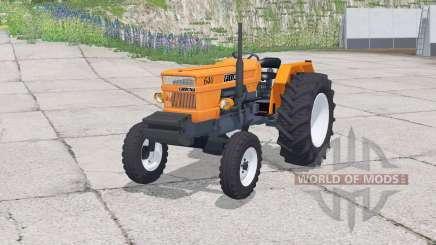 Fiat 640〡enthält Frontgewicht für Farming Simulator 2015