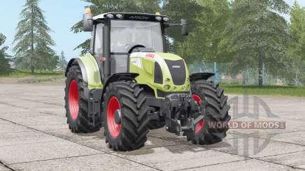 Claas Arioɲ 600 für Farming Simulator 2017