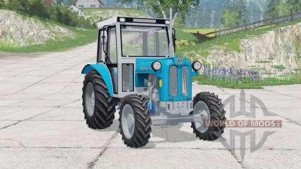 Rakovica 65〡ponte snodabile für Farming Simulator 2015