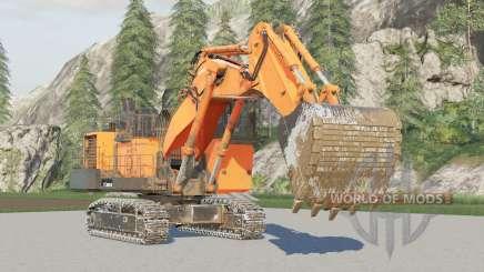 Hitachi EX2600® Minenbagger für Farming Simulator 2017