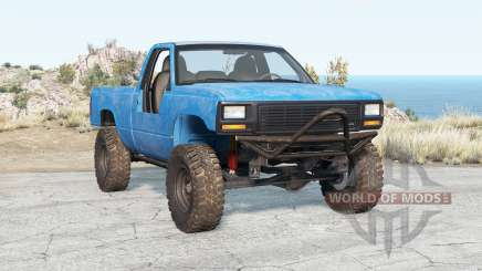 Gavril D-Series Off-Road v2.0 pour BeamNG Drive