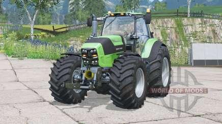 Deutz-Fahr 7250 TTV Agrotrθn für Farming Simulator 2015
