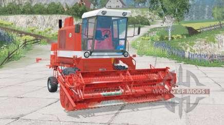 Bizon Super Z056〡realer Maßstab für Farming Simulator 2015