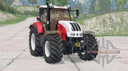 Steyr 6230 CꝞT für Farming Simulator 2015