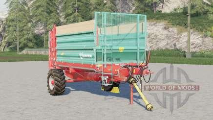 Farmtech Superfex 600 für Farming Simulator 2017