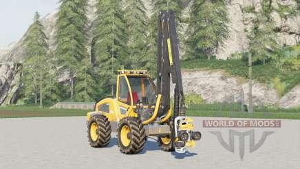 Sampo Rosenlew HR46X〡Farbenwahl für Farming Simulator 2017