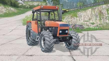 Option de console Zetor 16145〡FL pour Farming Simulator 2015