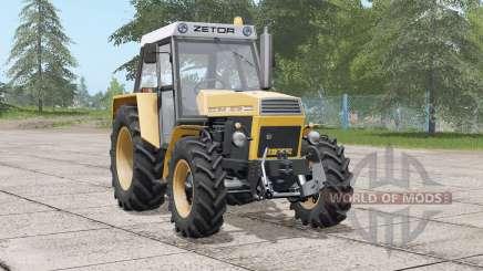 Zetor 8145〡front Hydraulik oder Gewicht für Farming Simulator 2017