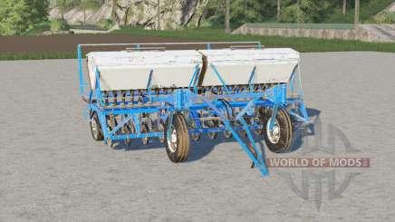 SZP-3,6 pour Farming Simulator 2017