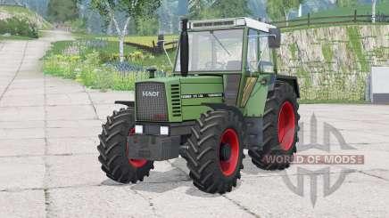 Fendt Farmer 310 LSA Turbomatik〡Manualzündung für Farming Simulator 2015