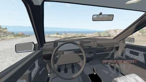 VAZ-21099 pour BeamNG Drive