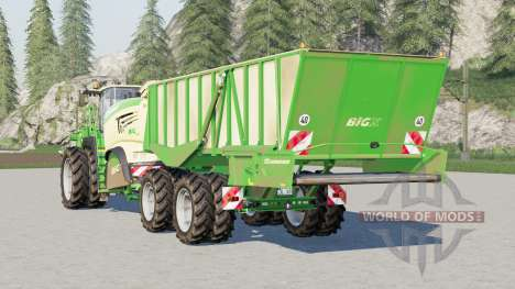 Krone BiG X 1180 Cargo〡cordez quelques erreurs pour Farming Simulator 2017