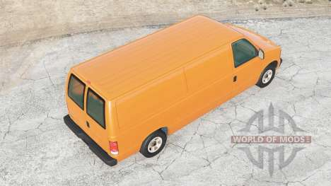 Gavril H-Series Expression pour BeamNG Drive