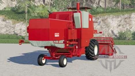 Bizon Super Z056〡choice de cabine pour Farming Simulator 2017