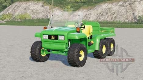John Deere Gator 6x6 pour Farming Simulator 2017