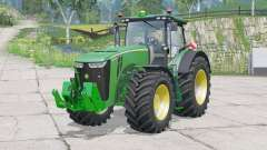 John Deere 8370R〡volles Lichtsystem für Farming Simulator 2015
