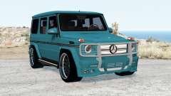 Mercedes-Benz G 65 AMG (W463) 2012 v1.1 für BeamNG Drive