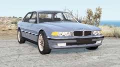 BMW 750iL (E38) 2000 pour BeamNG Drive
