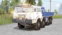 Tatra T813 8x8 v2.0 für Spin Tires