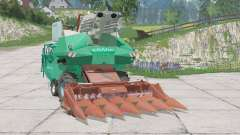 SK-6 Kolos〡avec en-têtes pour Farming Simulator 2015