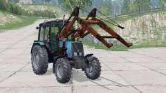 MTZ-1025 Biélorussie〡PS-0,5-0,8 pour Farming Simulator 2015
