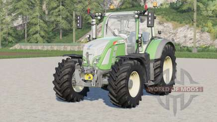 Configurations Fendt 700 Vario〡wheel pour Farming Simulator 2017