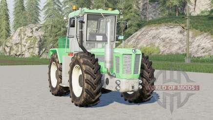 Schlüter Super-Trac 2500 VL〡sound überarbeitet für Farming Simulator 2017