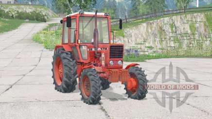 MTZ-82 Belarus bewegliche Vorderachse für Farming Simulator 2015