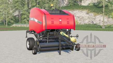 Case IH RB465 pour Farming Simulator 2017