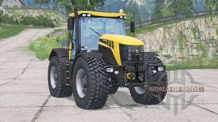 JCB Fastrac 3230 Xtra〡change roues pour Farming Simulator 2015