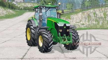 John Deere 7280R〡systère d'éclairage complet pour Farming Simulator 2015