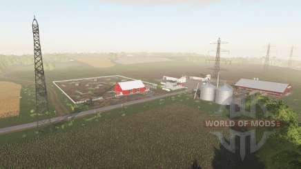 Somewhere in Canada pour Farming Simulator 2017