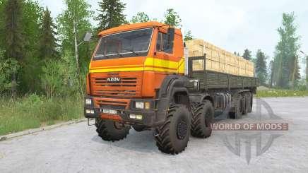 Azov 7330 pour MudRunner