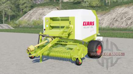 Claas Rollant 250 RotoCut〡various configurations pour Farming Simulator 2017